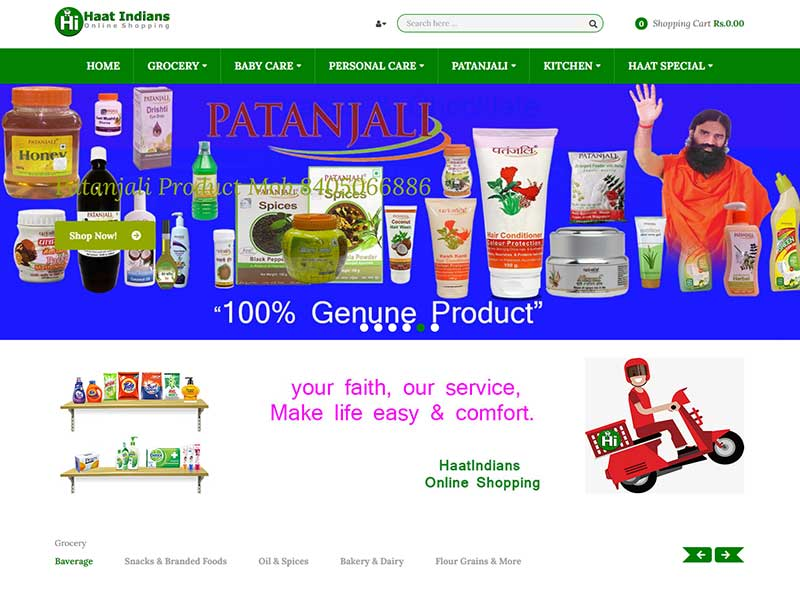 Haat Indians Online Shopping
