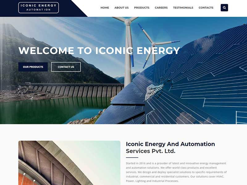 Iconic Energy And Automation Services Pvt. Ltd